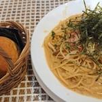 Cafe&Restaurant SWITCH BAHN - パスタランチ