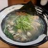 大阪麺哲 - 料理写真:【(限定) ブロークン広島】¥1100