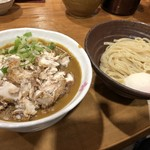 角昌 - かすカレーつけ麺!