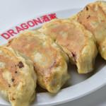 DRAGON酒家 - 餃子