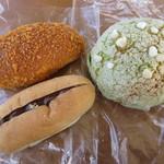 パネス - 料理写真:今回購入したパン