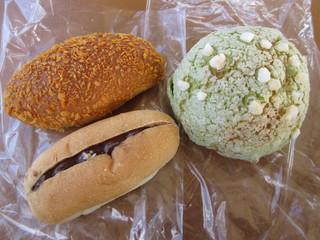 パネス - 今回購入したパン