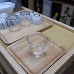焼酎いっぱい 石渡酒店 - 全商品試飲できます!