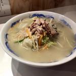 海龍 - タンメン 850円