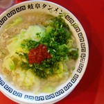 岐阜タンメン - 料理写真:岐阜タンメン2辛、野菜&ねぎマシ