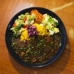 スパイスカレー青藍 - 料理写真:香りを食べるカレー「スパイシーチキンカレー」