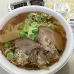 朝日屋食品 - 料理写真:喜多方の麺と言えば朝日屋