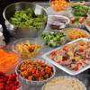 マリーヌ - 料理写真:新鮮な魚介と新鮮な野菜でヘルシーに!