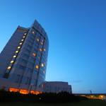 バーラウンジ パドル - 外観写真:サフィールホテル稚内12階のバー