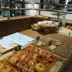 森のパン - 店内