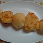 森のパン - 料理写真:チーズもっちー5兄弟¥399-