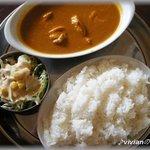 インド料理&バーMilan - Aランチ
