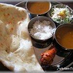 インド料理&バーMilan - Bランチ