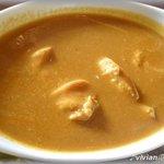 インド料理&バーMilan - チキンカレー