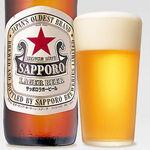 からあげとビール - 大瓶ビール