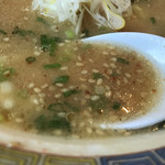 拉麺人生 - PART2スープ