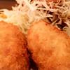 レストランヒラノ - 料理写真:カニクリームコロッケ