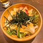 アンクルトム - 納豆サラダ