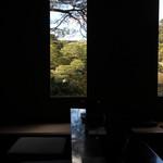 茶室寿楽庵 -