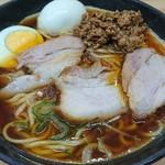 北大塚ラーメン - 料理写真:ラーメン、玉子