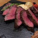アジアンビストロ Dai - 黒毛和牛のステーキ ¥1,814