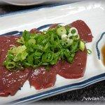 焼肉 力 - 料理写真:生レバー