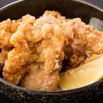 焼鳥和食 鳥屋 寿 中目黒 - 地鶏竜田揚げ