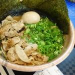 梦麺88 - 全部のせラーメン