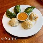 チョウタリ - 【ミックスモモ】ひと皿で2種類の味が楽しめます!