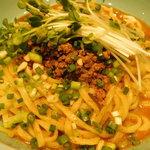 担々麺 辣椒漢 - 正宗担々麺 汁なし(太麺)