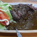 バーグ - 牛サーロインカレー