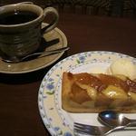 喫茶 蔵 - タルトセット
