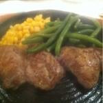 9980389 - 霜降り肉ステーキセット