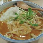 餃子市場 - 坦々麺