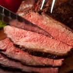 パークストリート - 人気の「牛モモ肉のロースト」
