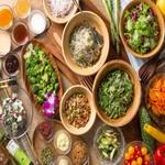 パークストリート - 地産地消 地元武蔵野地区で収穫された野菜や季節の野菜を取り揃えた「サラダバー」