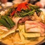 中も津屋 - 白鍋(味噌)