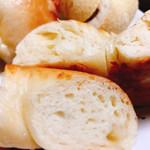 ベーグルU - モッツァレラチーズ
