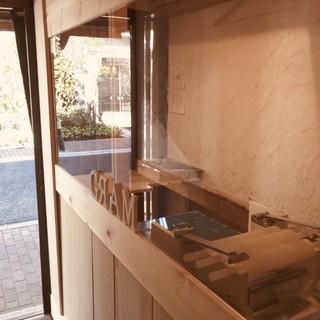 都内でも珍しい、自家製麵の瓦そばはいかがですか?