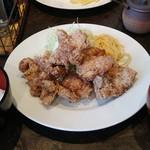 99807728 - 若鶏の唐揚げランチ 900円(税込)