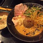 99807770 - ランチセット(鯛担麺+鯛めし)1,000円