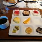 ワイン&ダイニング エマブル - 朝食 デザート