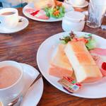 カフェ&レスト プライム - 料理写真: