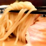 99812548 - 特製ラーメン(太麺)、チャーシュー増量