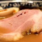 99812550 - 特製ラーメン(太麺)、チャーシュー増量