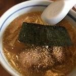 Ramenfukunoya - らーめん醤油770円