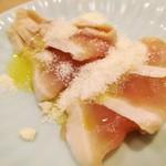Toriyoshi - むね肉のたたき