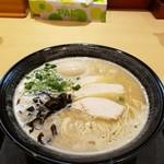 鶏そば 壽 - 鶏そば壽 780円 味玉 100円