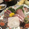 割鮮 うを亀本店 - 料理写真:刺身ランチ
