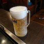 子ぐま - 生ビール(小)